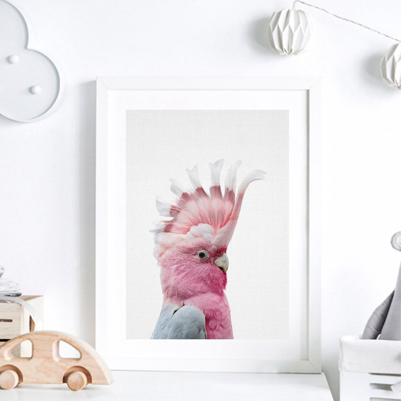 Galah Print  Wall Art- The Home Accessories Company 2