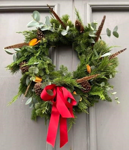 Luxury Christmas Wreath