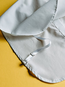 Oxford Twill Removable Collar
