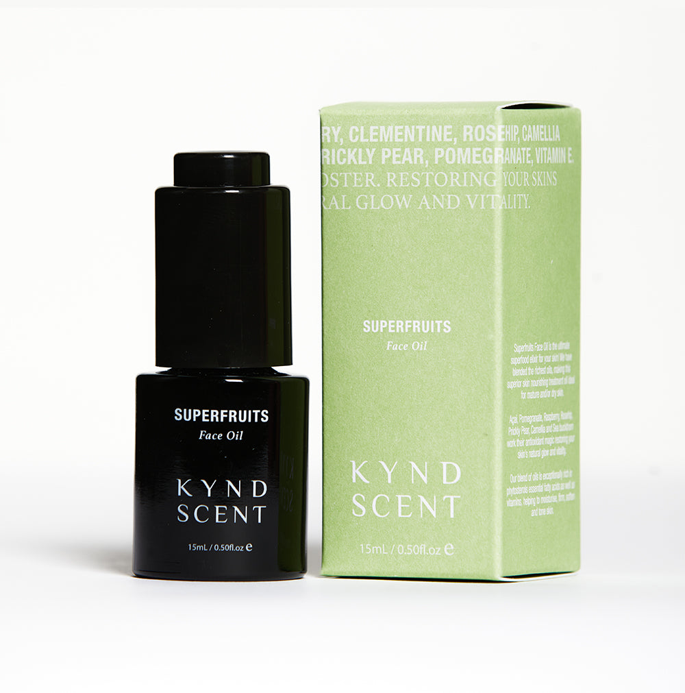 Superfruits Face Oil 15mL