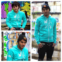 "Wavy Boy ""Wavy"" Zip Hoodie - Wavy Boy Clothing  - 2"