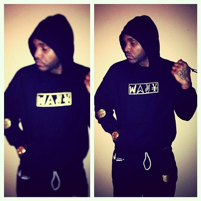"Wavy Boy ""New Wave"" Hoody - Wavy Boy Clothing  - 2"