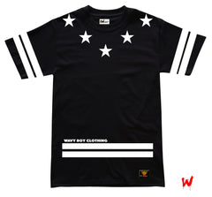 "Wavy Boy ""5 Star"" tee - Wavy Boy Clothing"