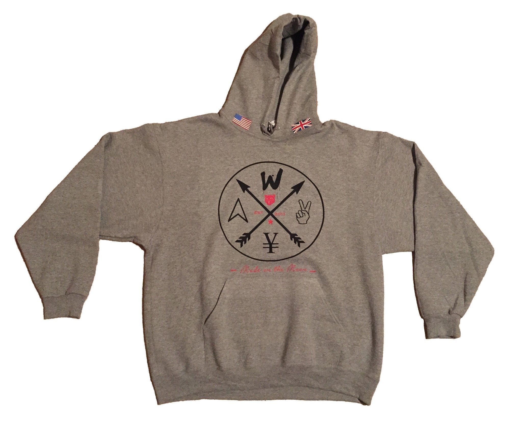 "Wavy Boy ""Compass"" Hoody - Wavy Boy Clothing  - 2"