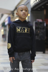 "(Kids) Wavy ""New Wave"" Hoody - Wavy Boy Clothing  - 3"