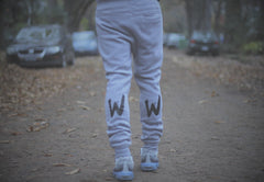 "Wavy Boy ""Drippy W"" joggers - Wavy Boy Clothing  - 5"