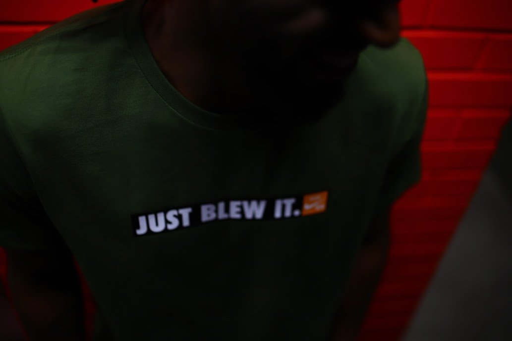 "Wavy Boy ""Blew It"" Tee"