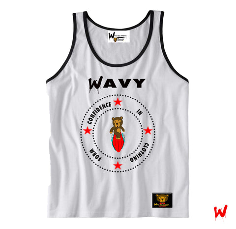 "Wavy Boy "" Surf"" Tank - Wavy Boy Clothing"