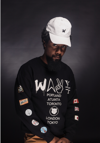 "Wavy Boy ""International vol. 2"" crew"