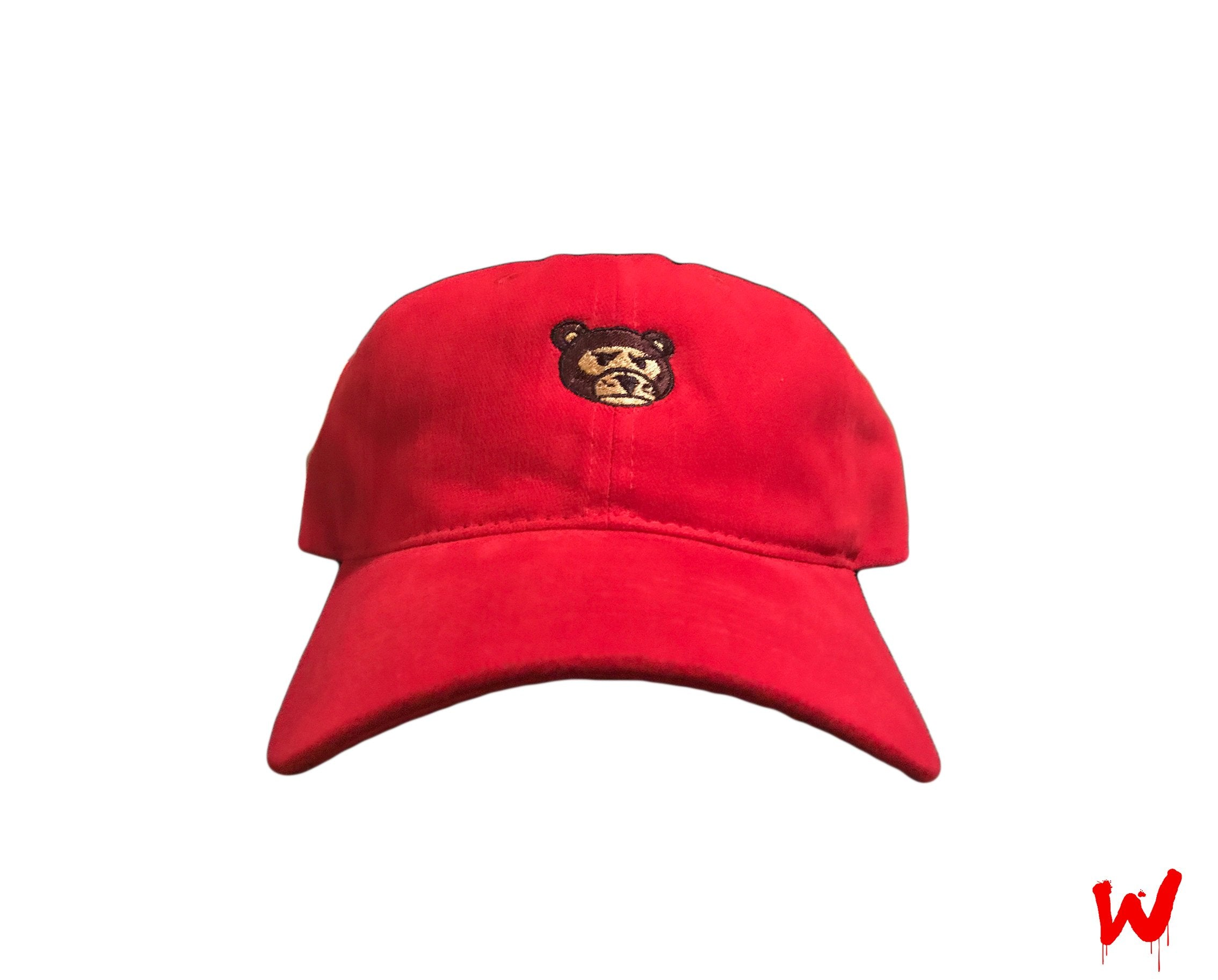 "Wavy Boy ""Bear Head"" Dad Hat"