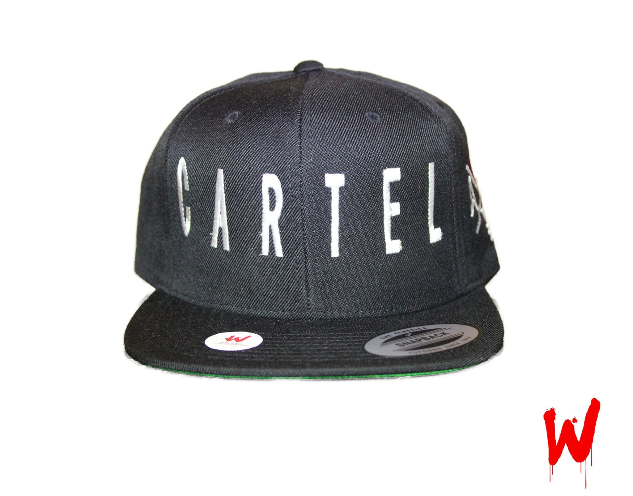 "Wavy Boy ""Cartel"" Snapback - Wavy Boy Clothing  - 1"