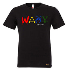 "Wavy Boy ""Color Wave"" tee - Wavy Boy Clothing  - 1"