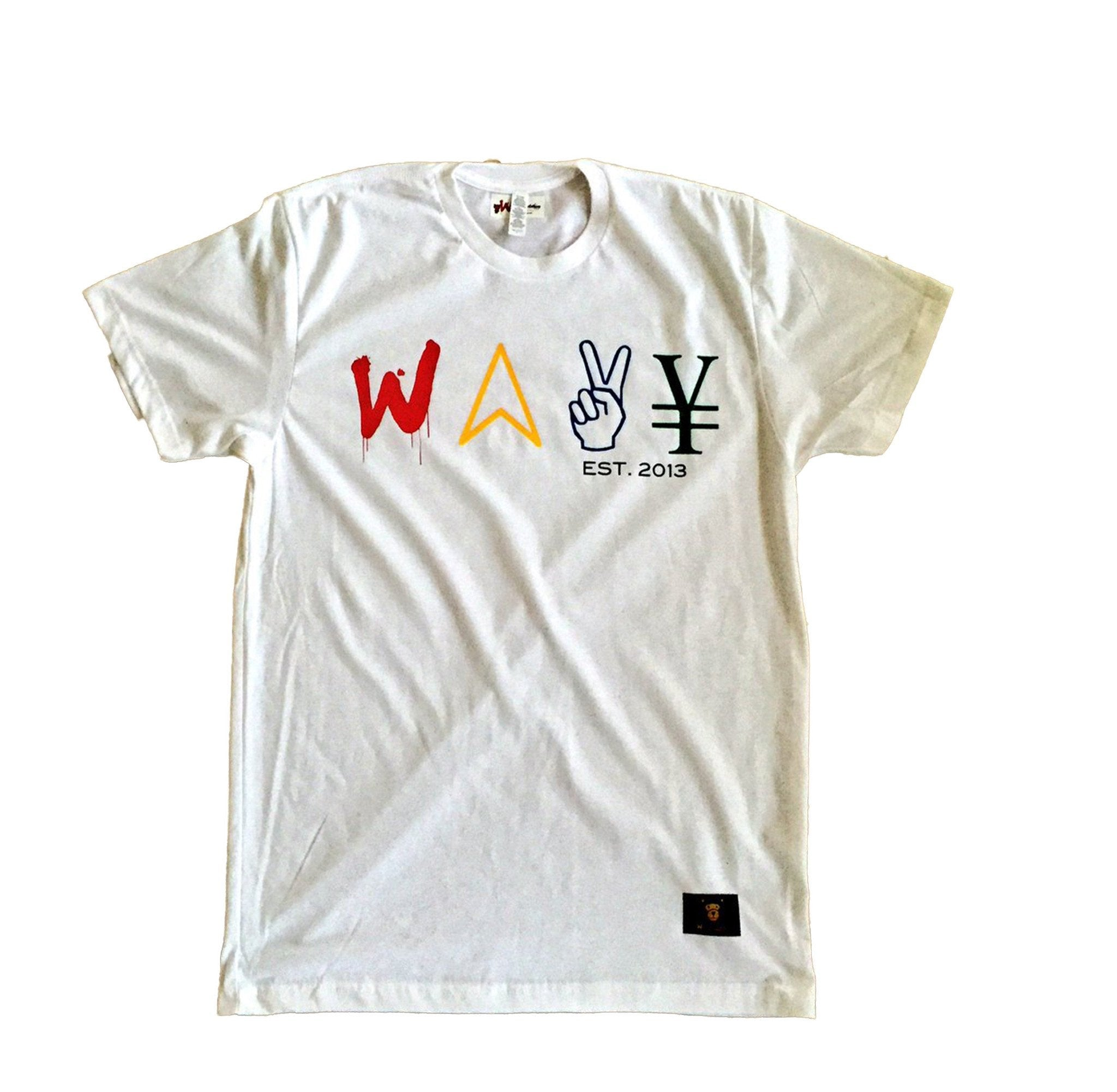 "Wavy Boy ""Color Wave"" tee - Wavy Boy Clothing  - 2"