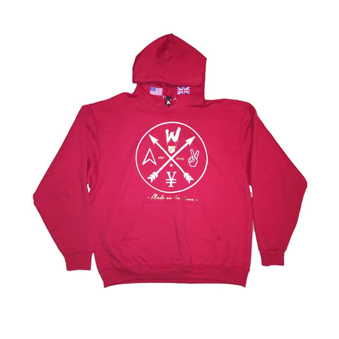 "Wavy Boy ""Compass"" Hoody - Wavy Boy Clothing  - 1"