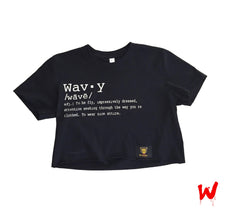 "Wavy Boy ""Definition"" Crop - Wavy Boy Clothing"