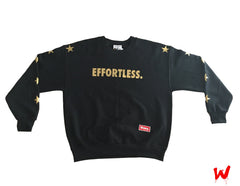 "Wavy Boy ""Effortless."" Crew neck - Wavy Boy Clothing  - 2"