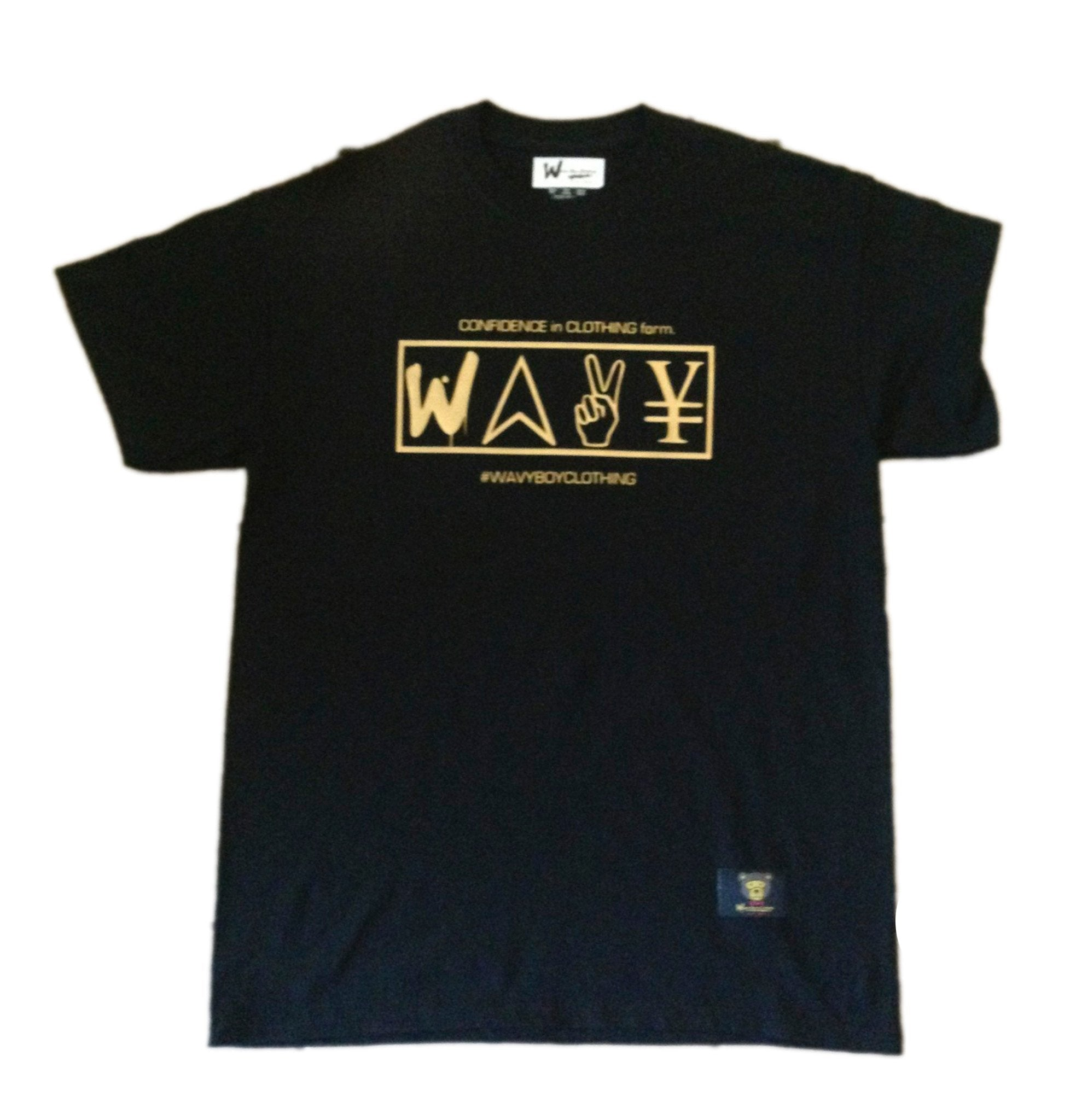 "Wavy Boy ""New Wave"" Tee - Wavy Boy Clothing  - 1"