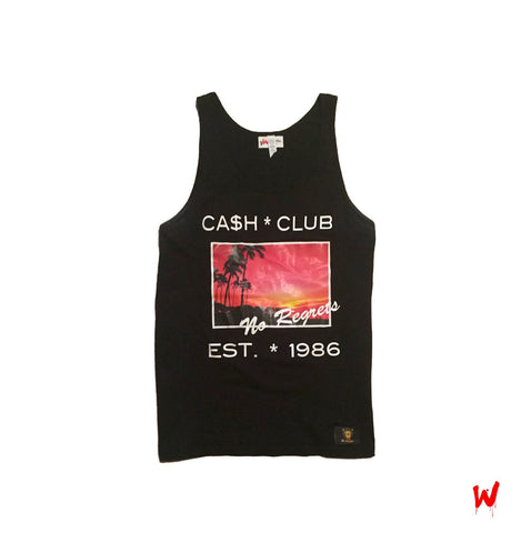 "Wavy Boy ""No Regrets"" vol. 2 Tank"