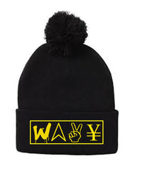"Wavy Boy ""New Wave"" Beanie - Wavy Boy Clothing  - 1"