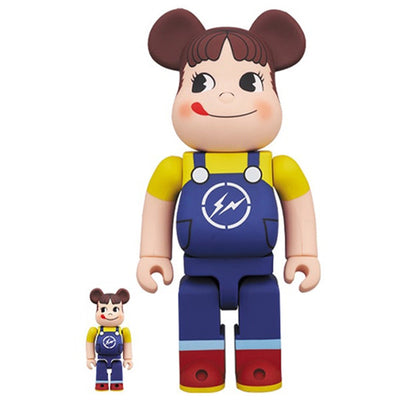 Bearbrick 100% & 400% Set Milky The Conveni Peko Colour urban attitude