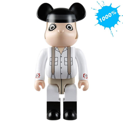 Bearbrick 1000% A Clockwork Orange Alex urban attitude