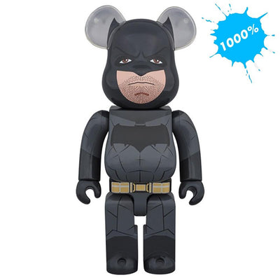 earbrick 1000% DC Comics Batman Justice League Version urban attitude