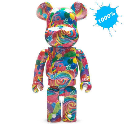 Bearbrick 1000% Dylan's Candy Bar urban attitude
