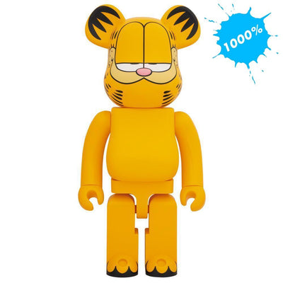 Bearbrick 1000% Garfield urban attitude