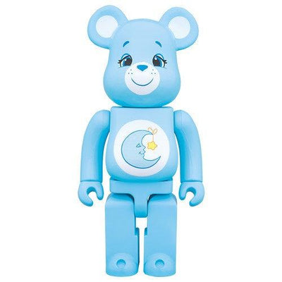 Bearbrick 400% Care Bears Bedtime Bear urban attitude
