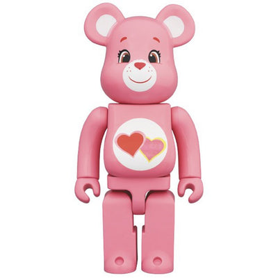 Bearbrick 400% Care Bears Love-A-Lot Bear urban attitude