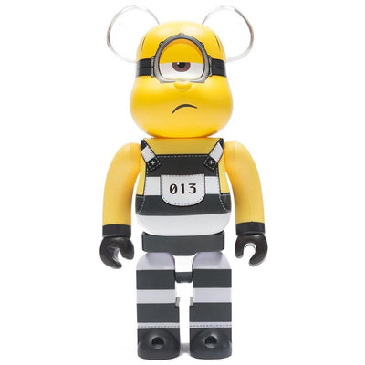 Bearbrick 400% Despicable Me 3 Minion Mel urban attitude