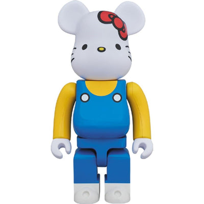 Bearbrick 400% Hello Kitty Blue Overall Version urban attitude