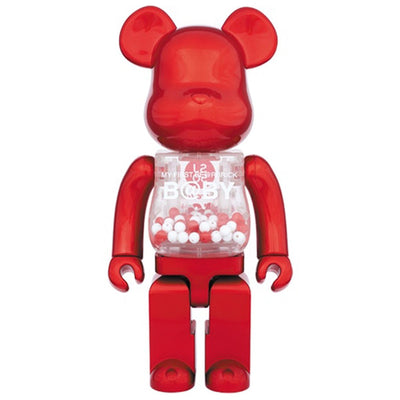 Bearbrick 400% My First Baby SJ50 urban attitude