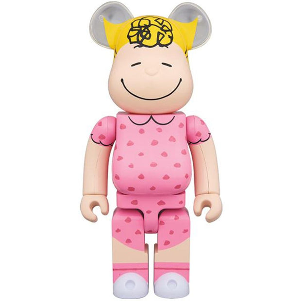 Bearbrick 400% Peanuts Sally Brown urban attitude