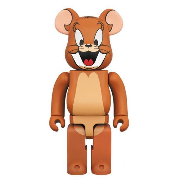 Bearbrick 400% Tom and Jerry JERRY urban attitude