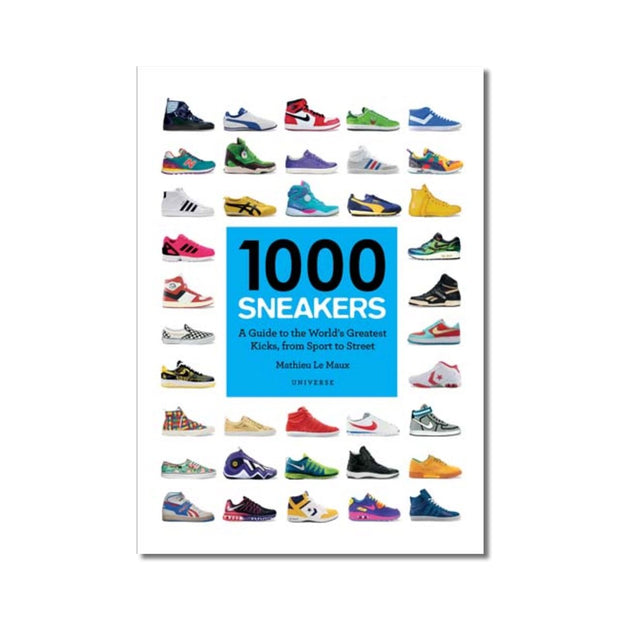 Book 1000 Sneakers Urban Attitude