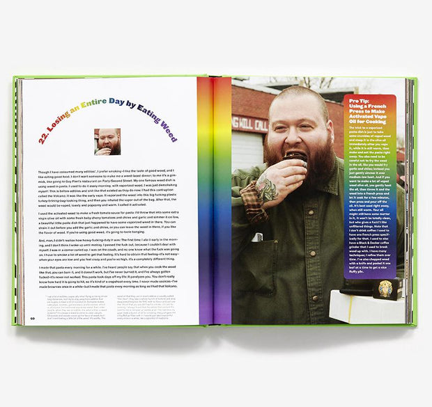 Book Action Bronson Stoned Beyond Belief Inside Urban Attitude
