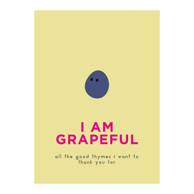 Book I Am Grapeful Urban Attitude