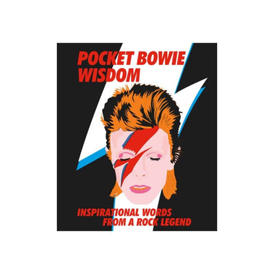 Book Pocket Bowie Wisdom Urban Attitude
