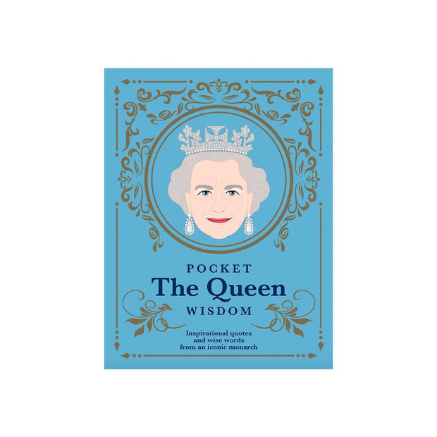 Book Pocket The Queen Wisdom Urban Attitude
