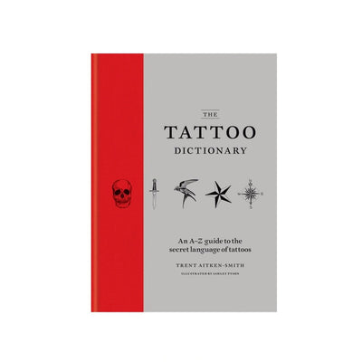 Book The Tattoo Dictionary Urban Attitude