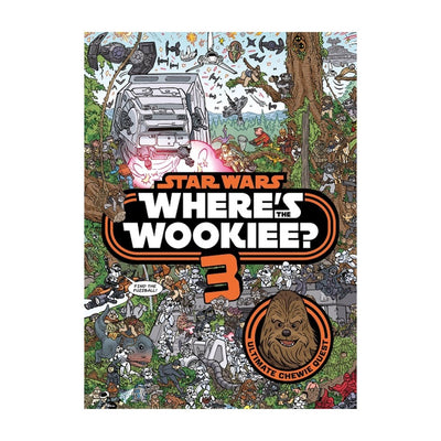 Book Where's The Wookiee 3 Urban Attitude