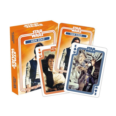 NMR Star Wars Han Solo Playing Cards Urban Attitude