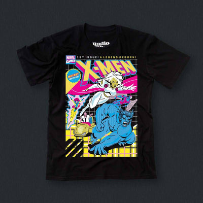 Radio Velvet Marvel T-Shirt - X-Men Urban Attitude