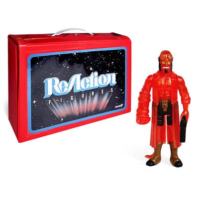 Super7 Hellboy ReAction Figure & Carry Case Urban Attitude