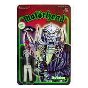 Super7 Motorhead ReAction Figure - Warpig (Glow in the Dark) Urban Attitude