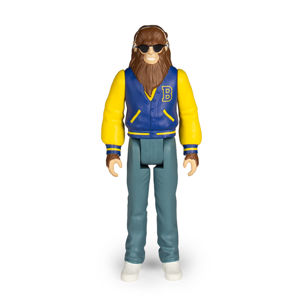 Super7 Teen Wolf ReAction Figure Teen Wolf - Werewolf Only Urban Attitude