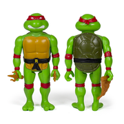 Super7 Teenage Mutant Ninja Turtles ReAction Figure Only- Raphael Urban Attitude