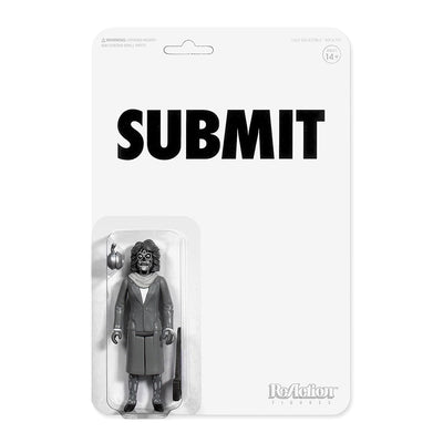 Super7 They Live ReAction Figure - Female Ghoul (Black & White) Urban Attitude