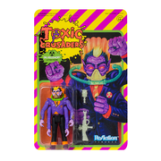 Super7 Toxic Crusaders ReAction Figure - Dr. Killemoff Urban Attitude